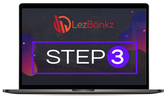 Lez Bankz-step 3